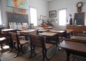 Hornby School Museum